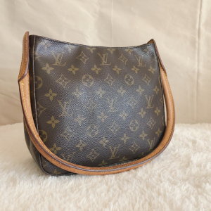 Louis Vuitton 路易·威登名媛包圆柄looping单肩包