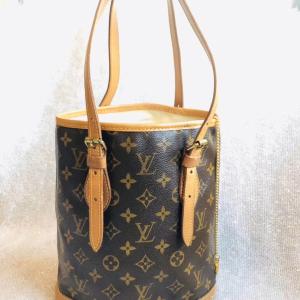 Louis Vuitton女士手提小水桶