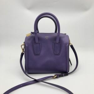 MCM MCM紫色女士手提包