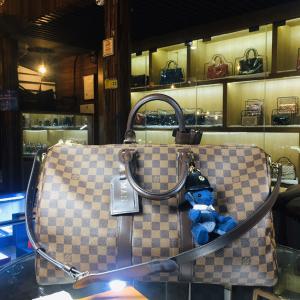 Louis Vuitton旅行手提袋