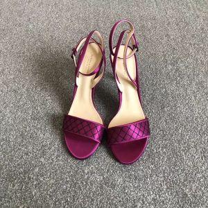 Bottega Veneta葆蝶家女士高跟凉鞋