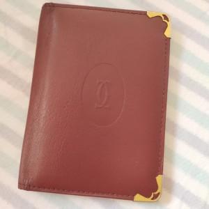 Cartier卡地亚钱包/卡包/钥匙包