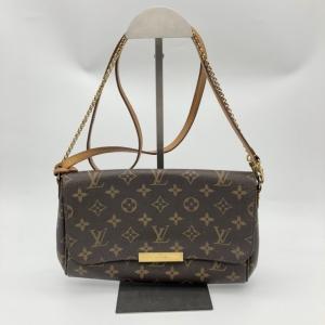Louis Vuitton女士老花单肩斜背包