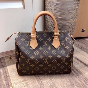 Louis Vuitton 路易威登女士speedy25波士顿手提包