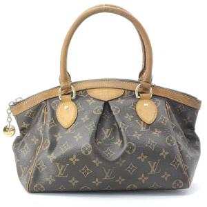 Louis Vuitton路易·威登经典老花中古饺子手提包