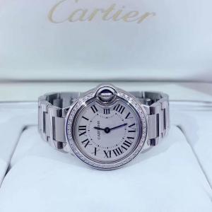 Cartier卡地亚女士石英表