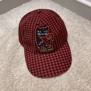 Miu Miu缪缪帽子