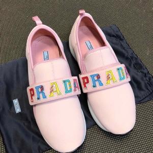 PRADA 普拉达女士运动鞋