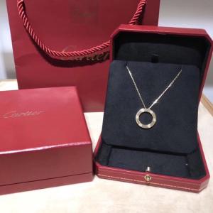 Cartier 卡地亚女士项链