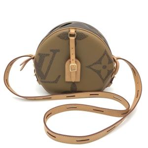 Louis Vuitton 路易·威登圆饼单肩包