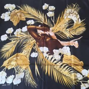 Hermès爱马仕女士丝巾