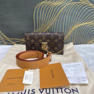 Louis Vuitton链条腰包