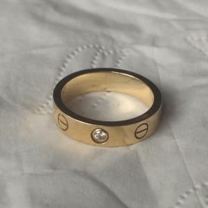 Cartier 卡地亚女士47号戒指
