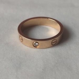 Cartier戒指53号