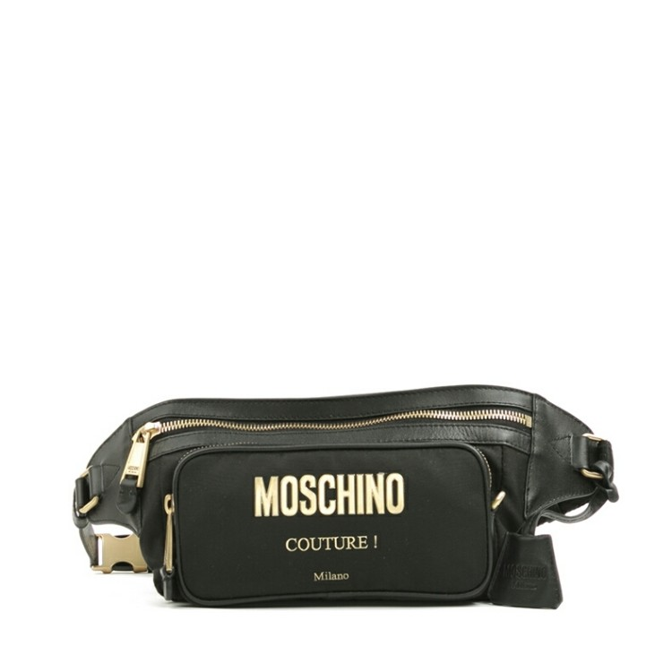 Moschino莫斯奇诺腰包