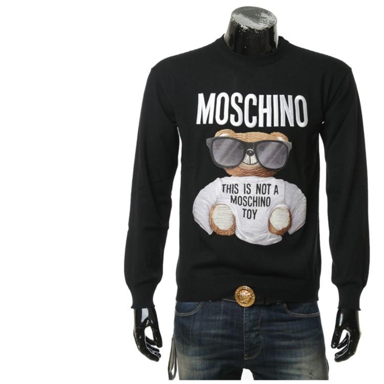 Moschino莫斯奇诺男士卫衣