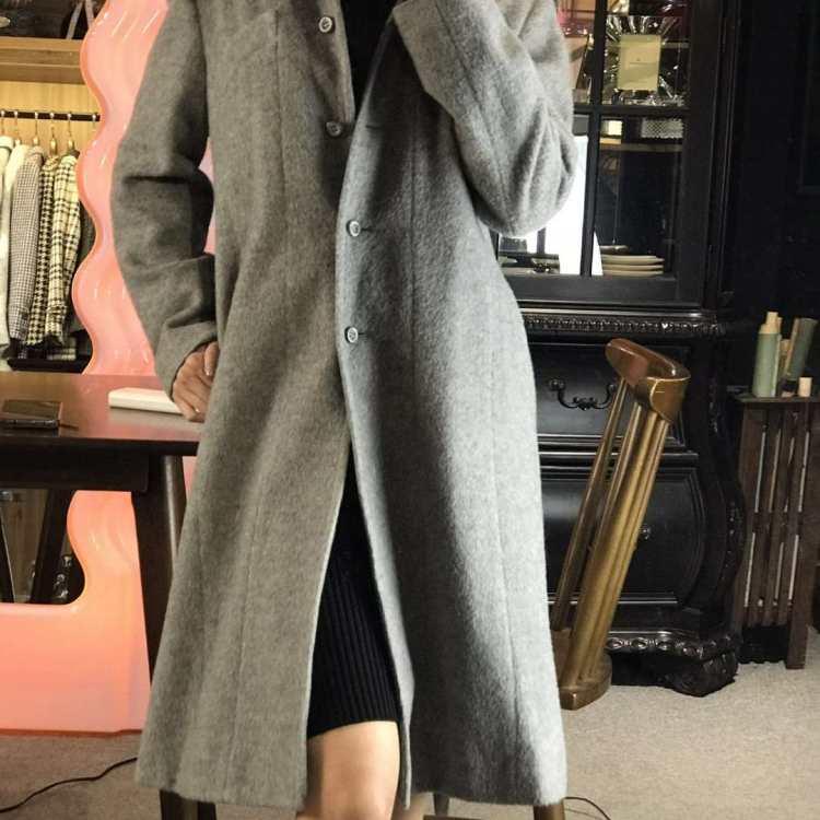 Balenciaga巴黎世家大衣