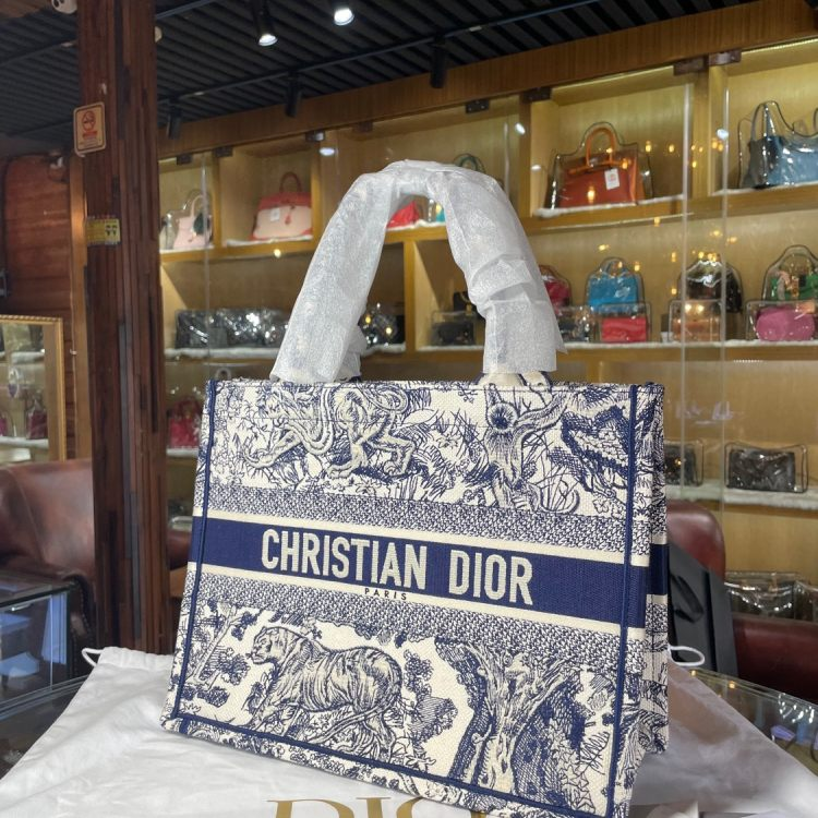 Dior迪奥女士手提包