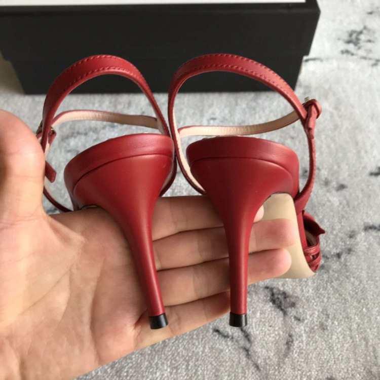 GUCCI古驰女士高跟鞋女鞋