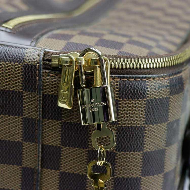 Louis Vuitton路易威登路易·威登旅行箱/行李箱棋盘格