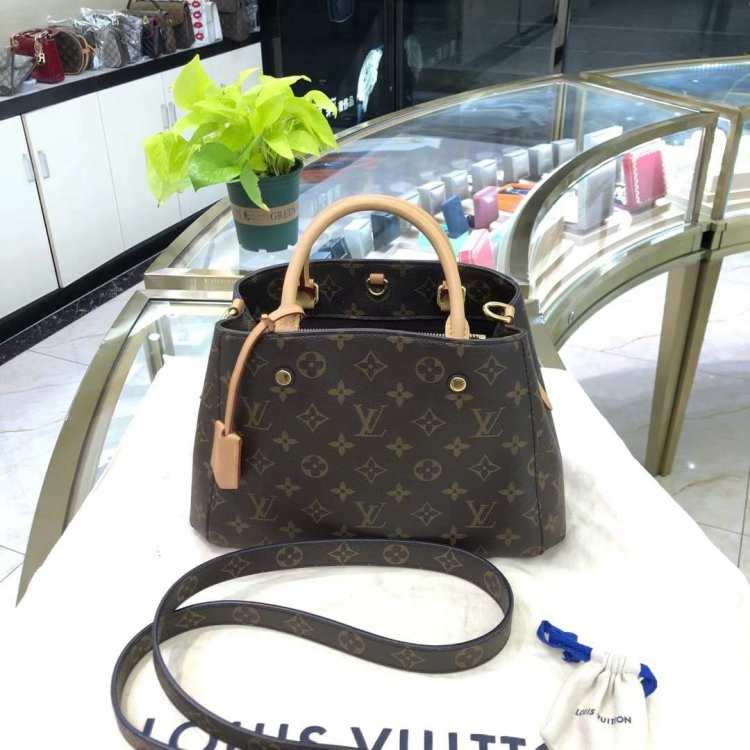 Louis Vuitton路易威登路易·威登女士单肩包LV单肩包