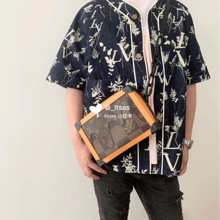 Louis Vuitton路易威登路易·威登单肩包LV 邮差包
